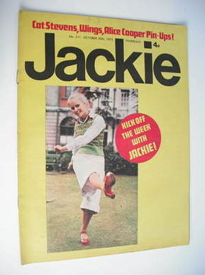 <!--1973-10-20-->Jackie magazine - 20 October 1973 (Issue 511)