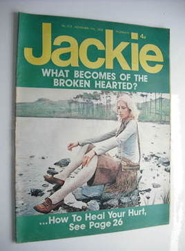 <!--1973-11-17-->Jackie magazine - 17 November 1973 (Issue 515)