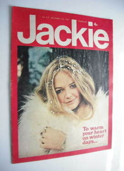 Jackie magazine - 15 December 1973 (Issue 519)