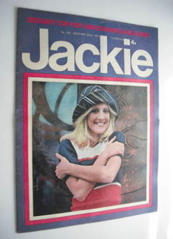 Jackie magazine - 22 December 1973 (Issue 520)