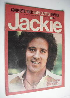 Jackie magazine - 8 September 1973 (Issue 505)
