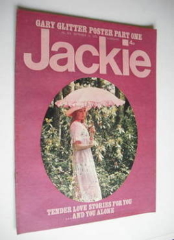 Jackie magazine - 1 September 1973 (Issue 504)