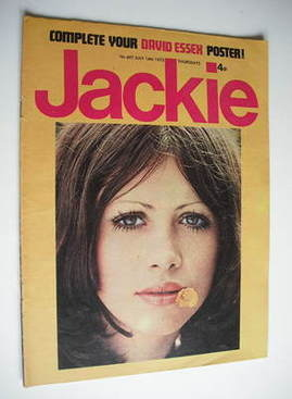<!--1973-07-14-->Jackie magazine - 14 July 1973 (Issue 497)