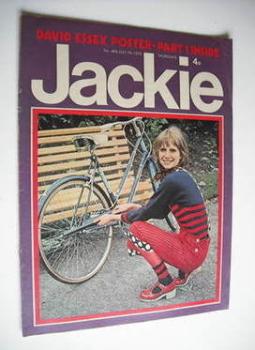 Jackie magazine - 7 July 1973 (Issue 496)