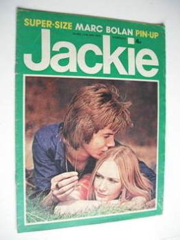 Jackie magazine - 30 June 1973 (Issue 495)