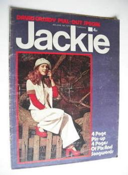 Jackie magazine - 16 June 1973 (Issue 493)