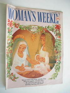 <!--1985-12-21-->Woman's Weekly magazine (21 December 1985 - British Editio