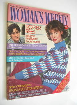 <!--1985-10-26-->Woman's Weekly magazine (26 October 1985 - British Edition