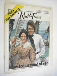 <!--1972-09-16-->Radio Times magazine - Peter Gilmore and Anne Stallybrass