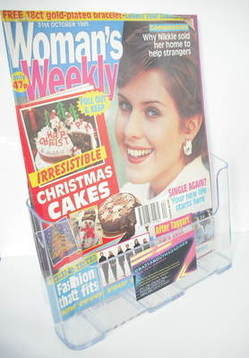 <!--1995-10-31-->Woman's Weekly magazine (31 October 1995)