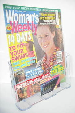 <!--1995-07-18-->Woman's Weekly magazine (18 July 1995)