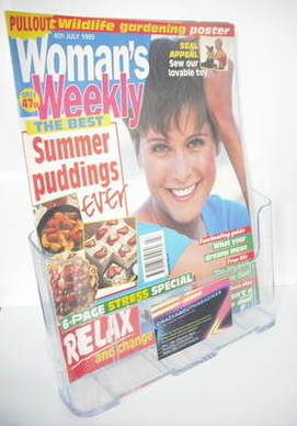<!--1995-07-04-->Woman's Weekly magazine (4 July 1995)