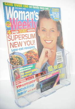 <!--1995-05-23-->Woman's Weekly magazine (23 May 1995)
