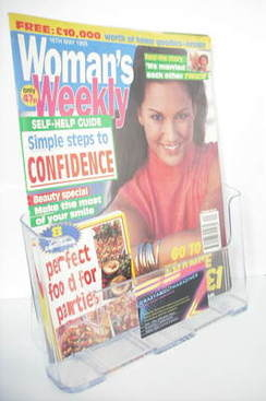 <!--1995-05-16-->Woman's Weekly magazine (16 May 1995 - British Edition)