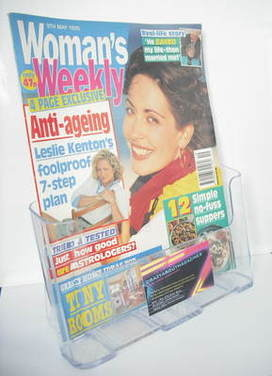 <!--1995-05-09-->Woman's Weekly magazine (9 May 1995)