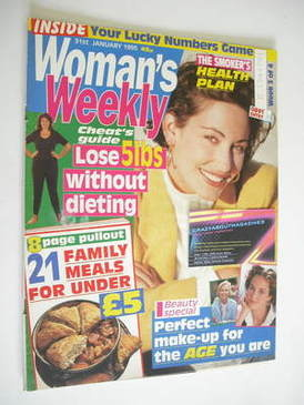 <!--1995-01-31-->Woman's Weekly magazine (31 January 1995)