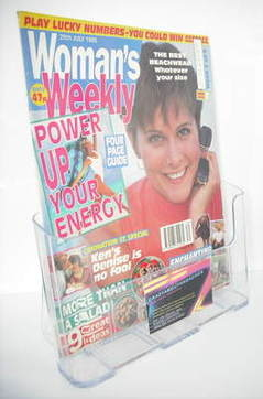 <!--1995-07-25-->Woman's Weekly magazine (25 July 1995)