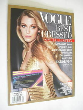 Vogue Best Dressed Special Edition magazine (2010)