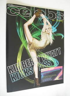 Celebs magazine - Kimberly Wyatt cover (3 July 2011)