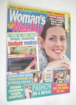 <!--1995-05-02-->Woman's Weekly magazine (2 May 1995)