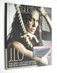 <!--2011-06-26-->Celebs magazine - Jennifer Lopez cover (26 June 2011)