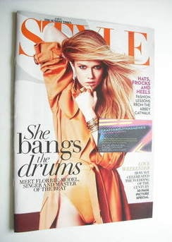 <!--2011-05-08-->Style magazine - Florrie Arnold cover (8 May 2011)
