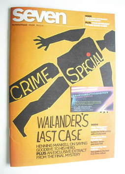 Seven magazine - Crime Special cover (20 March 2011)