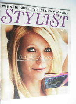 <!--0076-->Stylist magazine - Issue 76 (4 May 2011 - Gwyneth Paltrow cover)