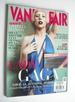 <!--2011-05-->Vanity Fair magazine - Lady Gaga cover (May 2011 - Spanish Edition)