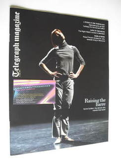 <!--2011-07-02-->Telegraph magazine - Sylvie Guillem cover (2 July 2011)