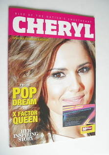 Cheryl Cole magazine - Special Tribute Edition (2010)