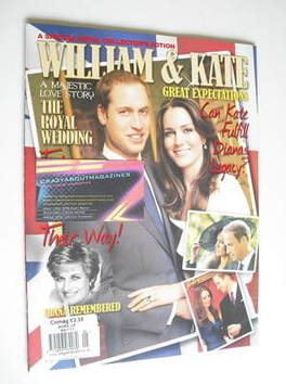 Word Up magazine - Prince William and Kate Middleton (Royal Collector's Edi