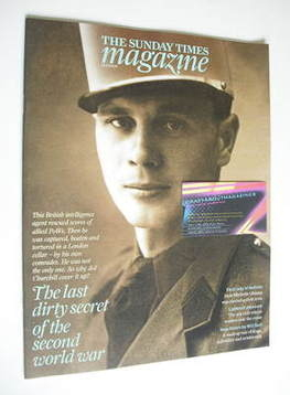 <!--2009-03-15-->The Sunday Times magazine - Second World War cover (15 Mar