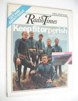 <!--1973-03-17-->Radio Times magazine - William Gaunt and cast cover (17-23