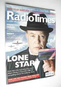 <!--2002-07-06-->Radio Times magazine - Albert Finney cover (6-12 July 2002