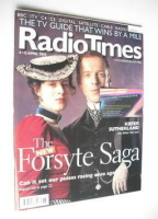 <!--2002-04-06-->Radio Times magazine - Damian Lewis and Gina McKee cover (6-12 April 2002)