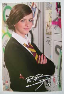 Rebecca Ryan autograph