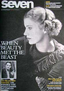Seven magazine - Lee Miller cover (10 July 2011)
