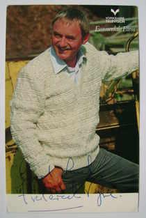Frederick Pyne autograph (hand-signed Matt Skilbeck cast card)