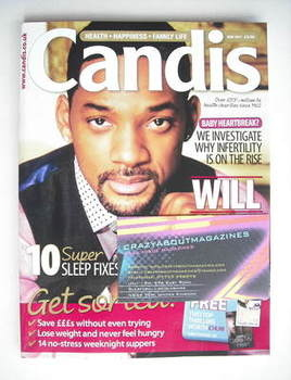 Candis magazine - March 2011 - Will Smith cover