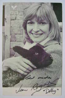 Jean Rogers autograph