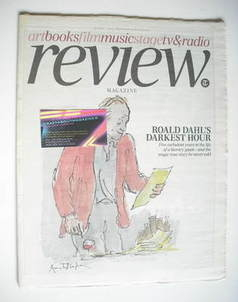 The Daily Telegraph Review newspaper supplement - 7 August 2010