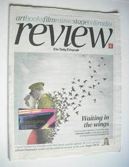 The Daily Telegraph Review newspaper supplement - 11 September 2010