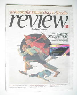 The Daily Telegraph Review newspaper supplement - 4 December 2010