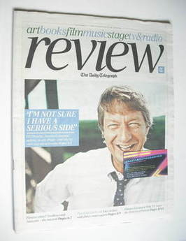 The Daily Telegraph Review newspaper supplement - 27 November 2010 - PJ O'R