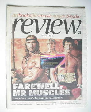 The Daily Telegraph Review newspaper supplement - 14 August 2010