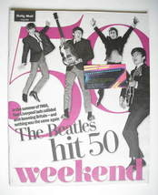 <!--2010-07-03-->Weekend magazine - The Beatles cover (3 July 2010)