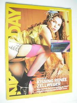Night & Day magazine - Jacinda Barrett cover (8 August 2004)