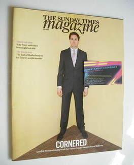 <!--2011-05-01-->The Sunday Times magazine - Ed Miliband cover (1 May 2011)