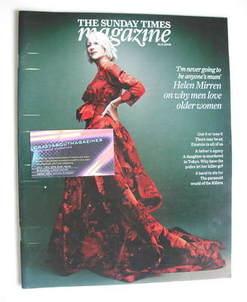<!--2008-11-16-->The Sunday Times magazine - Helen Mirren cover (16 Novembe